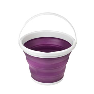 Beldray LA028495 Collapsible Bucket (Violett)